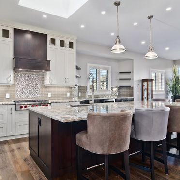 Kitchen-Interiors with Elegance